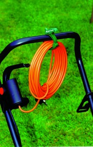 Cable Clamp Lawn Mower Photo